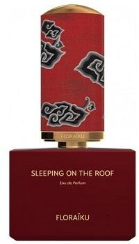 Женский парфюм Sleeping on the Roof Набор2пр. (туалетные духи 50 мл., туалетные духи миниатюра-спрей 10 мл.). Floraiku. Слипинг он зе Руф. ( Floraiku )