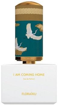 Женский парфюм I Am Coming Home Набор2пр. (туалетные духи 50 мл., туалетные духи миниатюра-спрей 10 мл). Floraiku. Айм Каминг Хоум. ( Floraiku )