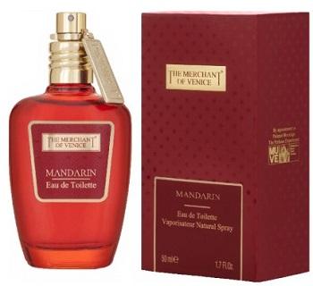 Женский парфюм Mandarin 50.0 мл. The Merchant Of Venice. Туалетная вода - тестер. Мандарин. ( The Merchant Of Venice )
