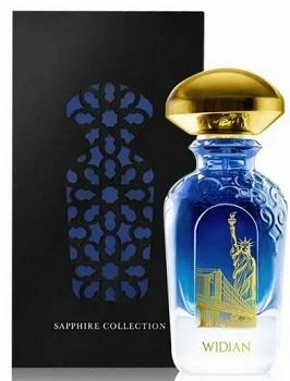 Женский парфюм Widian Sapphire Collection New York 50.0 мл. Aj Arabia. Духи. Видиан Сапфир Коллекшн Нью Йорк. ( Aj Arabia )