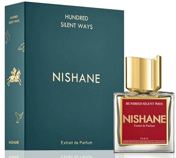 Женский парфюм Hundred Silent Ways 100.0 мл. Nishane. Духи. Хандред Сайлент Вэйс. ( Nishane )