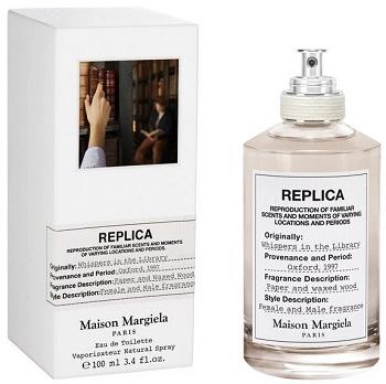 Женский парфюм Whispers In The Library 100.0 мл. Maison Martin Margiela. Туалетная вода. Уисперс ин Зе Либрэри. ( Maison Martin Margiela )
