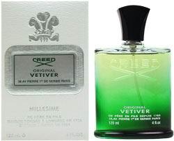 "Creed ""Original Vetiver"" 120.0 мл. Туалетные духи."